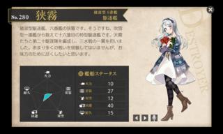 綾波型 6番艦 駆逐艦 狭霧 クリスマス.png