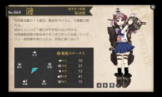 綾波型 9番艦 駆逐艦 漣.png