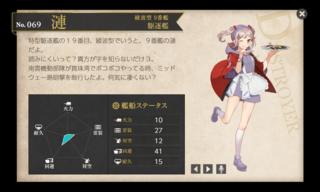 綾波型 9番艦 駆逐艦 漣 秋刀魚.png