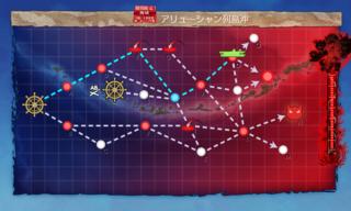 艦これ 2019春イベント E-3第二戦力ゲージMAP.png