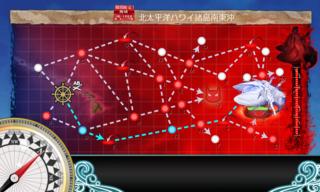 艦これ 2019春イベントE-5最終MAP.png