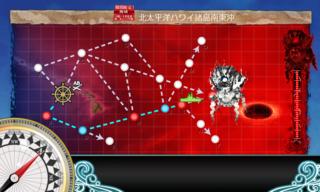 艦これ 2019春イベントE-5第一MAP.png